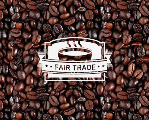The Coffee Bean in Downtown Milwaukee uses fair trade certified coffee beans